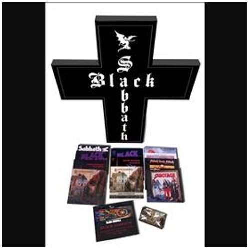 Black Sabbath - Black Sabbath [cross Box] By Black Sabbath (2011-08-03) - Zortam Music