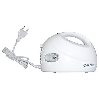 Nidek Unisex Compact And Sturdy Nebulizer Machine Amazon In