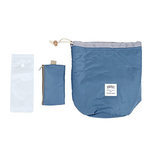 makeup bag waterproof travel kit organizer bathroom