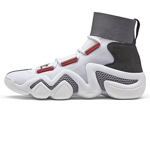 Adidasac7737 White red d A Uomo black Crazy 8 6aRw6qxrSv