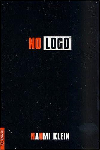 No Logo Naomi Klein Ebook