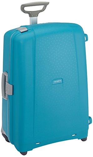 Samsonite – Bolsa de viaje para adultos, unisex, 4 ruedas, azul, 75 cm