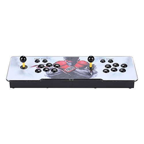 Happybuy Arcade Game Console 1080P Games 1500 in 1 Pandora's Box 2 Players Arcade Machine with Arcade Joystick Support Expand Games for PC / Laptop / TV / PS4 by Happybuy (Image #7)