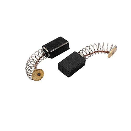 DealMux Pair 12x8x5mm Herramienta el/éctrica de escobillas de carb/ón para motor de taladro de martillo el/éctrico