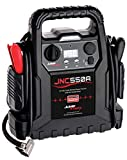 Clore Automotive Jump-N-Carry JNC550A 1100 Peak Amp Jump Starter with Air Compressor