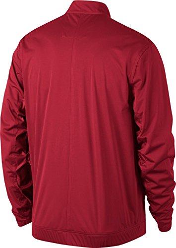 Core Sportiva Nk 687 Shld Nike Fz M Uomo rojo Jkt Giacca Rosso 5HRwqqWX01