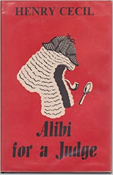 Book Alibi for a Judge