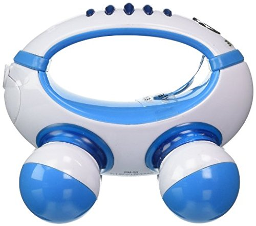 Homedics-PM-50-Hand-Held-Mini-Massager-with-Hand-Grip-Battery-Operated-Color-May-Vary