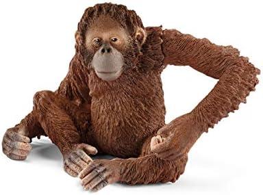 Schleich 14771 Gorilla Figurina mondo dei Donna Natura Wild Vita FIGURA IN PLASTICA