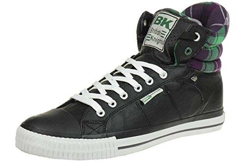 British Knights Atoll BK Sneaker B31-3713-04Men shoes bla...
