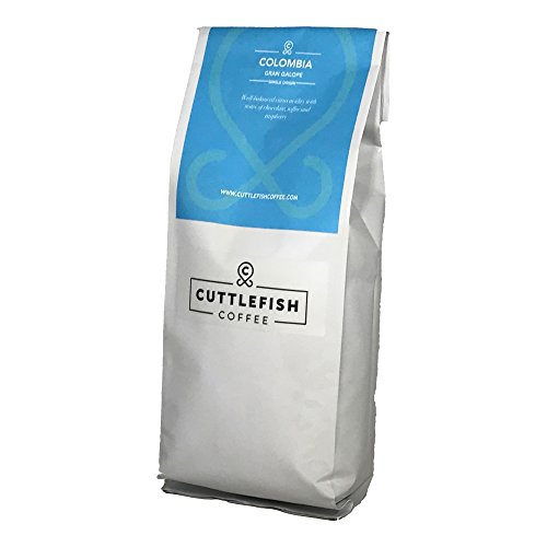 Colombia Gran Galope Single Origin Freshly Roasted Coffee Beans Perfect For Espresso, Cafetiere, Aeropress, Chemex and Hario - 250g Whole Beans