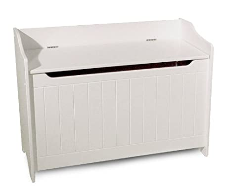 Captivating Catskill Craftsmen Storage Chest/Bench, White