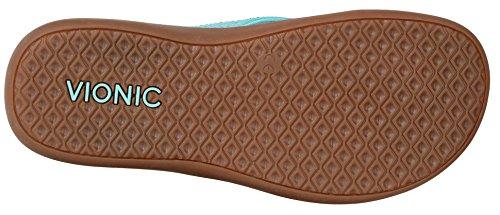 Donna Vionic Tide Strass Sandalo Blu