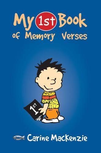 My First Book of Memory Verses (My First Books) ()