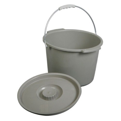 Replacement Commode bucket Lid gallon
