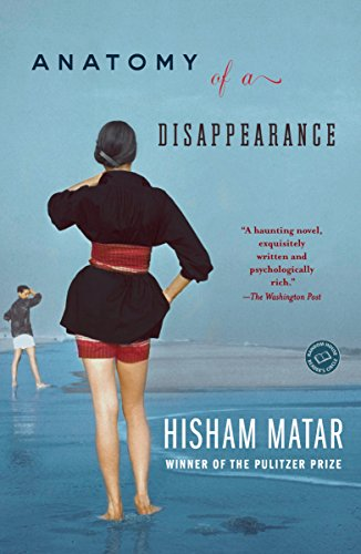 Anatomy of a Disappearance: A Novel cover