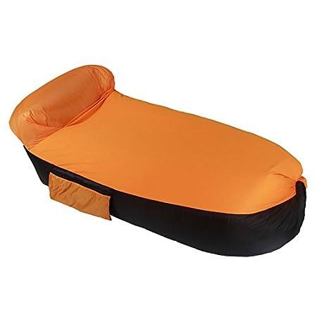 Henoo Outdoor Recreation Product BD004 Inflatable Lounger Hammock