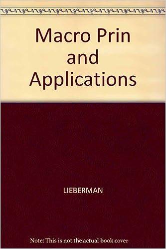 Macroeconomics | Book Pdf Download Sites