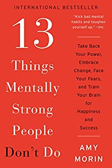 Things Mentally Strong People Dont ebook product image