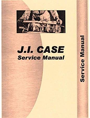 300B 400B Tractor Service Manual New Case Model 300