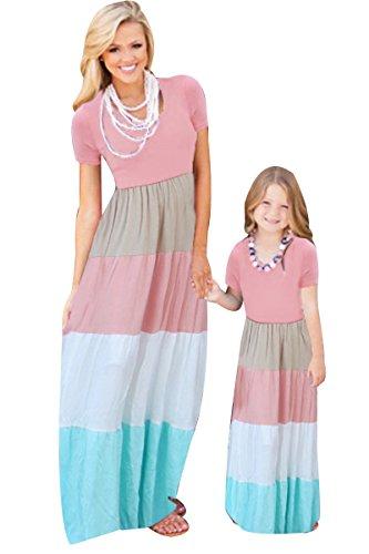 90s floral maxi dress - 8