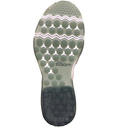 Nike Dameslucht Zoom Onverschrokken Vliegschoen Hardloopschoenen Vintage Groen / Wit