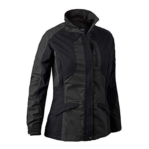 C42 Black Ink - Deerhunter Lady Ann Jacket - Black Ink C42 Black