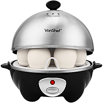 Amazon.com: KRUPS F23070 Egg Cooker with Water Level