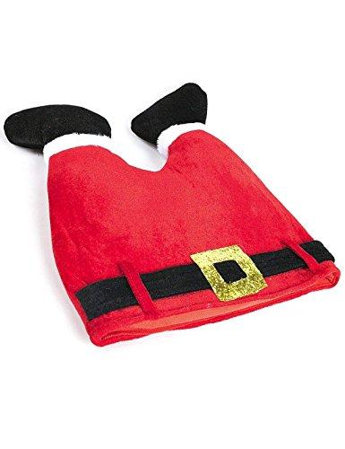 domestar christmas hat funny hat novelty santa hat crazy hats santa pants hat