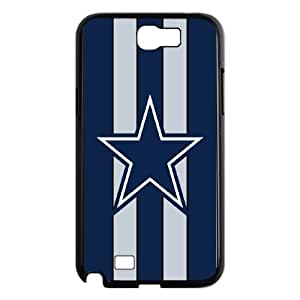Cowboys VS. Eagles Samsung Galaxy N2 7100 Cell Phone Case Black H1O0BF