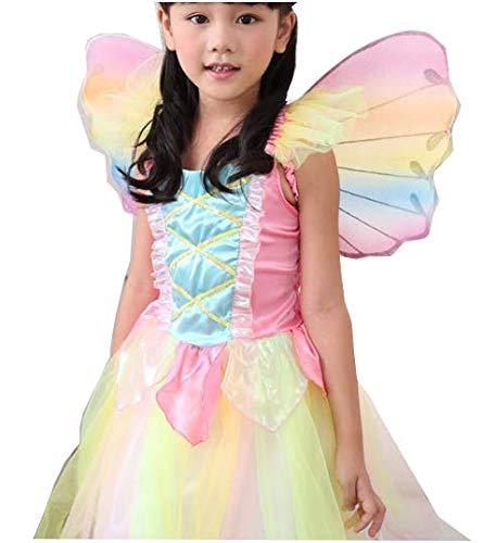 5f7391646c141 12の月 子供ドレス ハロウィン 結婚式 発表会 クリスマス 仮装 コスプレ ティンカーベル 妖精