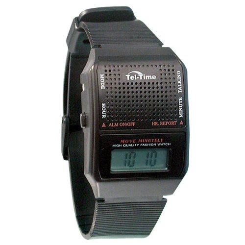 Tel-Time VII English Talking Watch