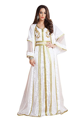 moroccan style dress - 1