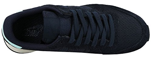 Nike W Internationalist Se, Zapatillas de Running para Mujer Negro (Negro (obsidian/coastal blue))