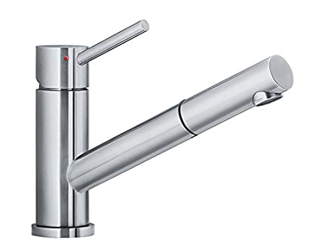Blanco Altura S 519726 Low Pressure Tap Fitting Brushed Stainless Steel,  Silver Home Design Ideas