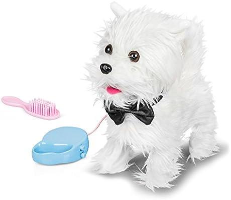 Walking & Barking Westie Dog Toy