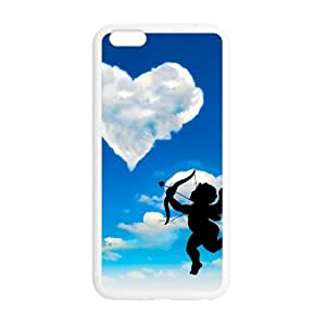 """New Unique with Design of Cupid's Bow Gift for Girl Custom Case for iPhone6 Plus 5.5"""""""