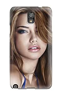 High Quality NicleKLpe Celebrity Adriana Lima Skin Case Cover Specially Designed For Galaxy - Note 3
