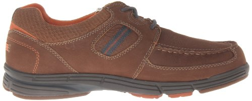 Dunham Mens Revsly Oxford Brun