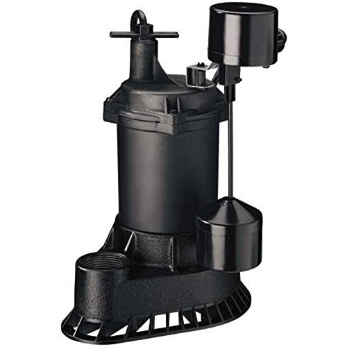 MYERS GIDDS-521033 1/3 Hp Sump Pump - 521033