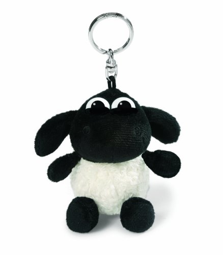 Sheep Toy Bag (Shaun the Sheep Plush doll Key Charm(Timmy))