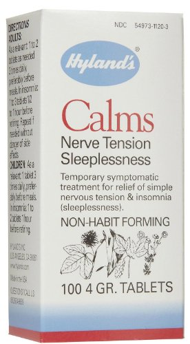 Hyland Calms by Hyland's Homeopathic