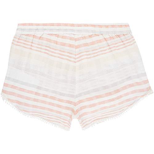 Jacquard O'neill Pantaloncini Lace Lw Bianco Donna Detail Aqrw5Zxpq