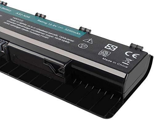 DTK Laptop Battery for ASUS A31-N56 A32-N56 A33-N56 A32-N46 N46 N56 N76 R503C 10.8V 5200mAh