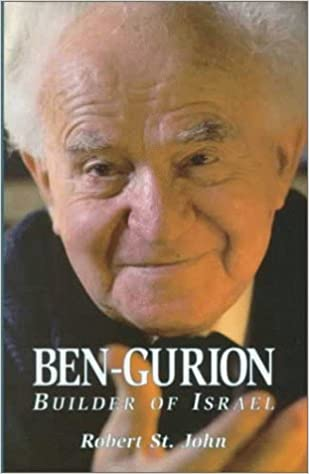Book Ben-Gurion: Builder of Israel