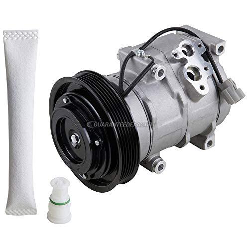 AC Compressor w/A/C Drier For Honda Odyssey 2005 2006 2007 - BuyAutoParts 60-86385R2 NEW