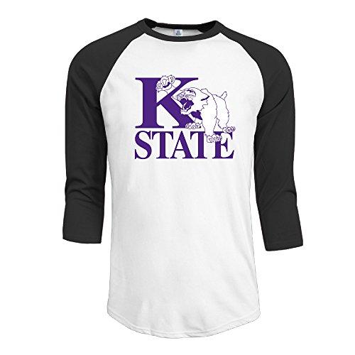 Kansas University State Jersey - Kansas State University Wildcats Football Men's Baseball Jerseys Jersey Fashion