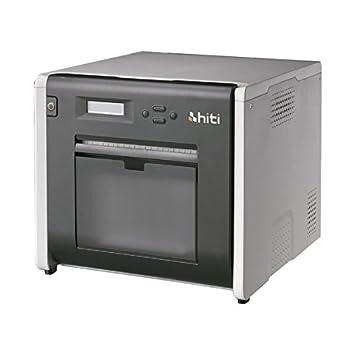 Impresora de sublimación HiTi P520L P/ 10X15 E 15X20: Amazon ...