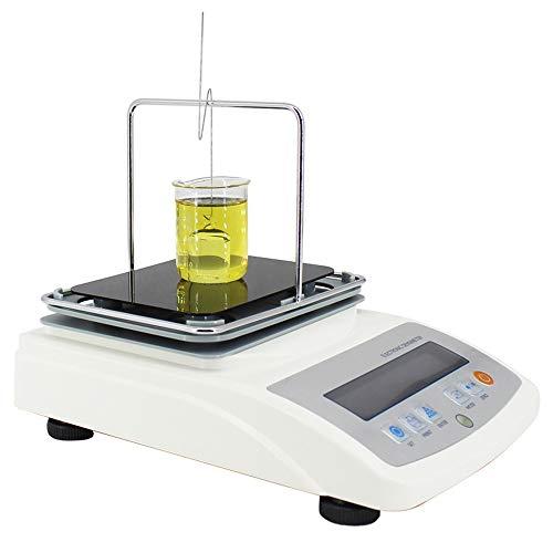 (BAOSHISHAN Digital Liquid Density Meter Alcohol Ammonia Oil Density Tester Baume Meter Hydrometer with RS-232C Interface Weighing Accuracy 0.005g/300g Density Range 0.001-99.999g/cm³ (DZX-300L))