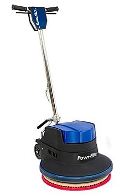 "Powr-Flite NM202 Dual Speed Millennium Edition Floor Machine, 175/320 rpm, 20"", 49"" Height, 19"" Length"